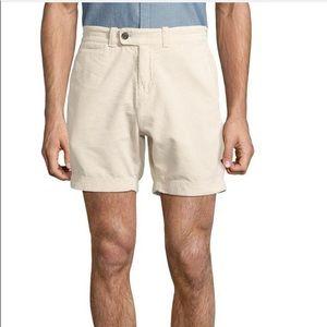 Brooks Brothers Red Fleece Corduroy Shorts